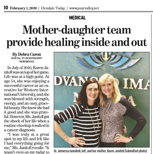 Advanced Image Med Spa featured on Glendale Today